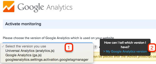 Suivre Les Performances D Iadvize Sur Google Analytics Centre D